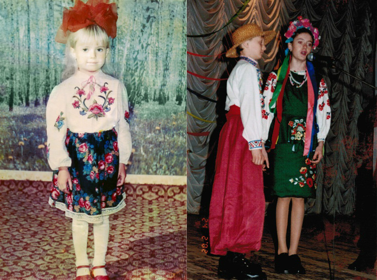 Амбітна Ярослава з самого дитинства мріяла стати відомою співачкою