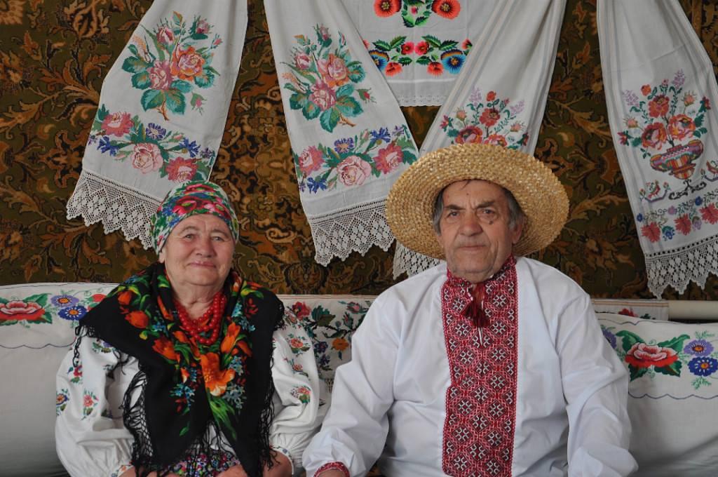 Найрідніші люди в житті Заслужної артистки України - це бабуся і дідусь